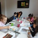 Ateliere de pictură pe sticlă