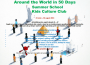Around the World in 50 Days